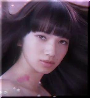 【資生堂マシェリCM】パールの泡に包まれた黒髪の女優は誰?
