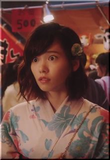 【サマージャンボ宝くじCM】夜店を歩く浴衣の女優、鈴木奈々と誰?