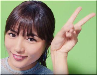 【QTモバイルCM】グーチョキハルナで月額990円、女優は誰?