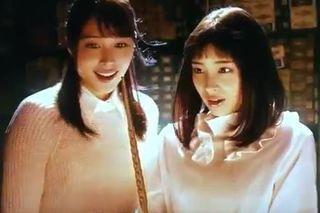 【USJハリーポッターCM】広瀬アリス・すず姉妹が魔法をかける!