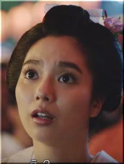 【サマージャンボ宝くじCM】侍の娘千代が登場!着物姿の女優は誰?