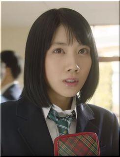 【au意識高すぎ!高杉くんCM】クラスメイトの松本さん、女優は誰?