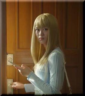 【ワンダ金の微糖CM】ビートたけしの金髪の娘、女優は誰?