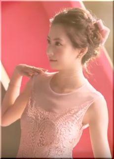 【CANMAKE(キャンメイク)CM】オルゴールの中で踊る女優は誰?