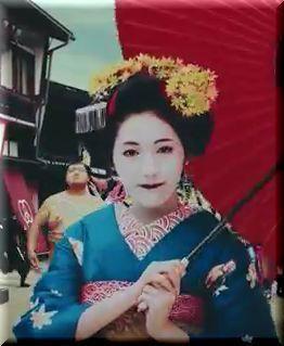 【トヨタクラウンCM】番傘を回して登場する舞妓さんは誰?