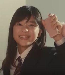 【環境省CM】ガラケーをリサイクルに出す女子高生は誰?