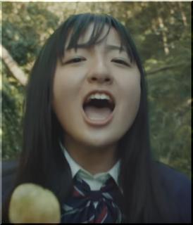 【コイケヤポテトチップスCM】ものすごい声量で熱唱する女子高生は誰?
