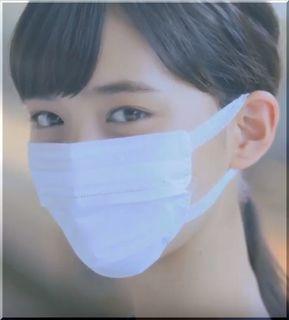 【アイリスオーヤマCM】美フィットマスクのマスク美人、女優は誰?