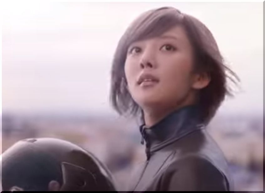 モビット cm 女優