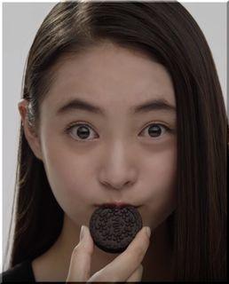 【ヤマザキビスケット・ノアールCM】「知らなかった」黒髪の女の子は誰?
