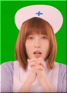 【LINEモバイルCM】誰でもみんな300円!コスプレで踊る女優は誰?