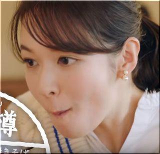 【麺屋ガストCM】小樽あんかけ焼きそばを頬張るお母さん、女優は誰?